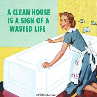 clean house mem